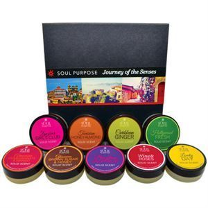 Picture of Journey of The Senses Solid Scent Sampler
